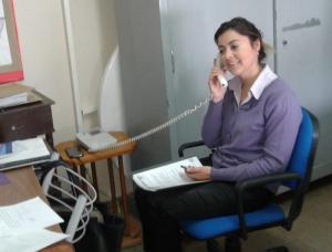 Soledad Surban Coordanadora programa arroyito amiga de niños